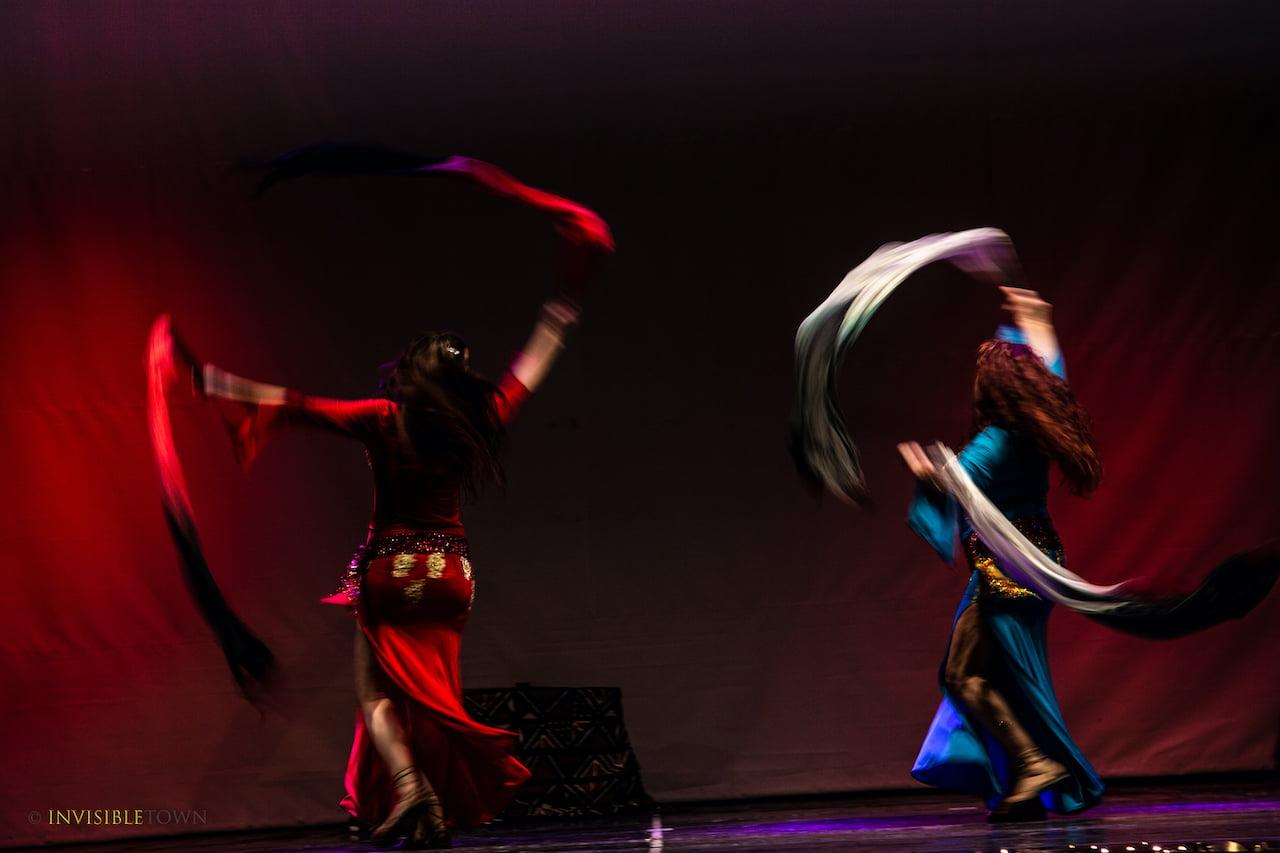 immagine danza orientale
